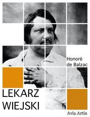 okładka Lekarz wiejski, Ebook | Honoré  de Balzac
