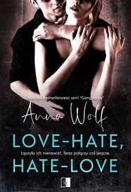 okładka Love-Hate, Hate-Love, Ebook | Anna Wolf