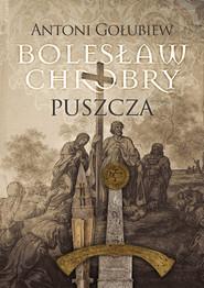 okładka Bolesław Chrobry Puszcza, Książka | Gołubiew Antoni