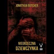 okładka Niegrzeczna dziewczynka, Książka | Butcher Jonathan