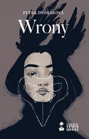 okładka Wrony, Książka | Petra Dvorakova