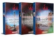 okładka Prawda zapisana w popiołach Tom 1-3 Pakiet:, Książka | Joanna Jax