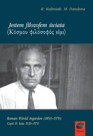 okładka Jestem filozofem świata Część 2, Książka | Radosław Kuliniak, Mariusz Pandura