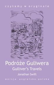 okładka Gullivers Travels. Podróże Guliwera, Ebook | Jonathan Swift