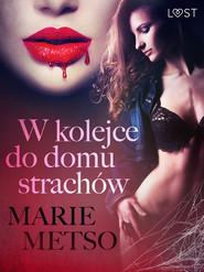 okładka W kolejce do domu strachów – opowiadanie erotyczne, Ebook | Metso Marie