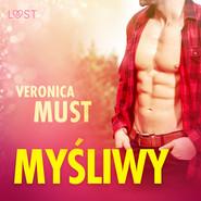 okładka Myśliwy - opowiadanie erotyczne, Audiobook | Must Veronica