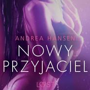 okładka Nowy przyjaciel - opowiadanie erotyczne, Audiobook | Hansen Andrea