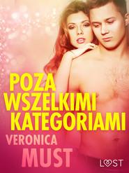 okładka Poza wszelkimi kategoriami - opowiadanie erotyczne, Ebook | Must Veronica
