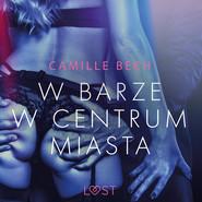 okładka W barze w centrum miasta - opowiadanie erotyczne, Audiobook | Bech Camille