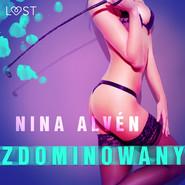 okładka Zdominowany - opowiadanie erotyczne, Audiobook | Alvén Nina