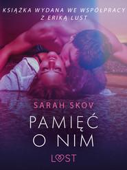 okładka Pamięć o nim - opowiadanie erotyczne, Ebook | Skov Sarah
