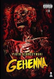 okładka Gehenna, Książka | Straczyński Piotr