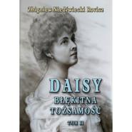 okładka Daisy Błękitna tożsamość Tom 2, Książka | Ravicz Zbigniew Niedźwiecki