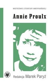 okładka Annie Proulx, Książka  