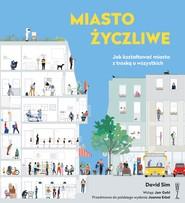 okładka Miasto życzliwe, Ebook | David Sim