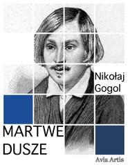 okładka Martwe dusze, Ebook | Nikołaj Gogol
