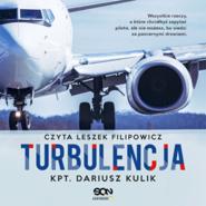 okładka Turbulencja, Audiobook | Kulik Dariusz