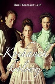 okładka Kochanek królowej, Ebook | Steensen-Leth Bodil