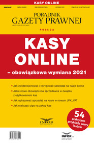 okładka Kasy online – obowiązkowa wymiana 2021, Ebook | Praca Zbiorowa