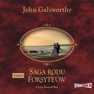 okładka Saga rodu Forsyte'ów. Tom 2. Babie lato jednego z Forsyte'ów. W matni, Audiobook | John Galsworthy
