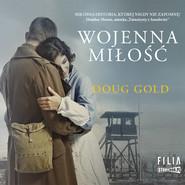 okładka Wojenna miłość, Audiobook | Doug Gold