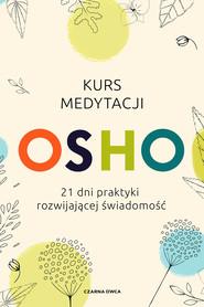 okładka Kurs medytacji, Ebook | OSHO