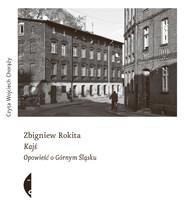 okładka Kajś, Audiobook | Zbigniew Rokita