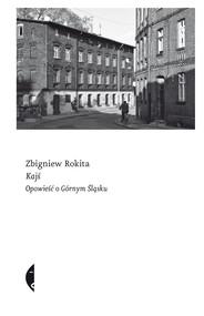 okładka Kajś, Ebook | Zbigniew Rokita