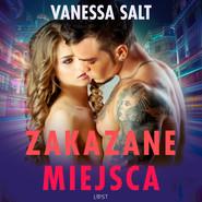 okładka Zakazane miejsca - pięć gorących opowiadań erotycznych, Audiobook | Salt Vanessa