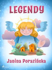 okładka Legendy, Ebook   Janina Porazinska