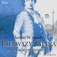 okładka Pierwszy Glina: Synowie mojżeszowi, Audiobook | Andrzej Sawicki