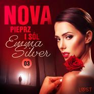 okładka Nova 3: Pieprz i sól - Erotic noir, Audiobook | Silver Emma