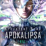 okładka EEL II Apokalipsa, Audiobook | Krzysztof Bonk