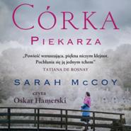 okładka Córka piekarza, Audiobook | McCoy Sarah