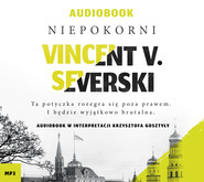 okładka Niepokorni. , Audiobook | Vincent V. Severski