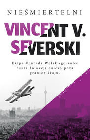 okładka Nieśmiertelni, Ebook   Vincent V. Severski
