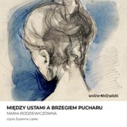 okładka Między ustami a brzegiem pucharu, Audiobook   Maria Rodziewiczówna