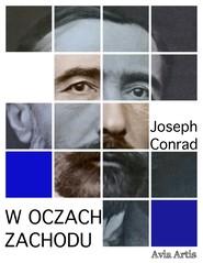 okładka W oczach Zachodu, Ebook | Joseph Conrad