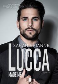 okładka Lucca, Ebook   Sarah  Brianne