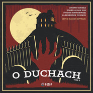 okładka O duchach, Audiobook | Edgar Allan Poe, Joseph Conrad, Aleksander Puszkin