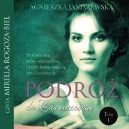okładka Podróż do Carcassonne Tom I, Audiobook | Agnieszka Janiszewska