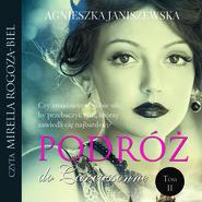 okładka Podróż do Carcassonne Tom II, Audiobook | Agnieszka Janiszewska