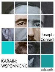 okładka Karain: wspomnienie, Ebook | Joseph Conrad