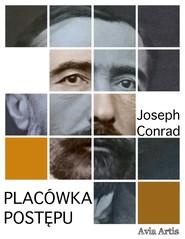 okładka Placówka postępu, Ebook | Joseph Conrad