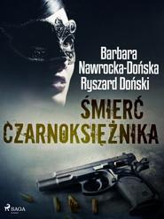 okładka Śmierć czarnoksiężnika, Ebook | Barbara Nawrocka Dońska, Ryszard Doński