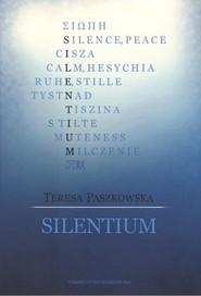 okładka Silentium, Książka | Paszkowska Teresa