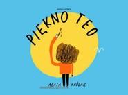 okładka Piękno Teo, Książka | Królak Agata