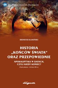 okładka Historia, Książka   Ireneusz  Kamiński
