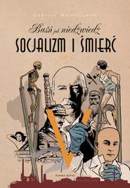 okładka Baśń jak niedźwiedź Socjalizm i śmierć Tom 3, Książka | Maciejewski Gabriel