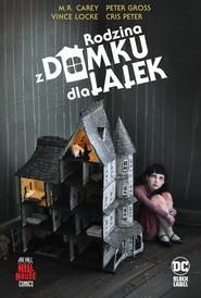 okładka Rodzina z domku dla lalek, Książka |